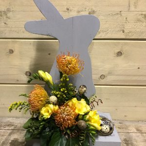 workshop groendecoratie de Haas